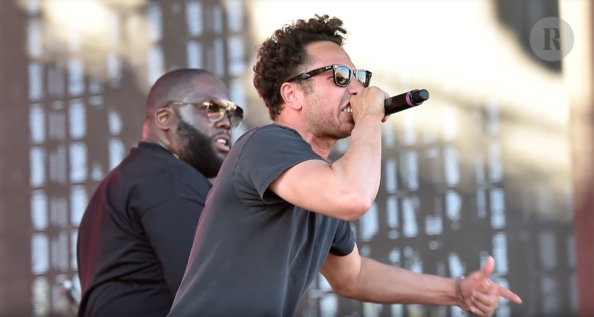 Zack and Killer Mike